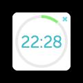 Focus booster press kit, desktop timer with colour transition