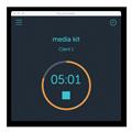 Focus booster press kit, online timer